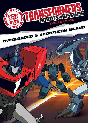 Transformers-Robots-In-Disguise-Collection