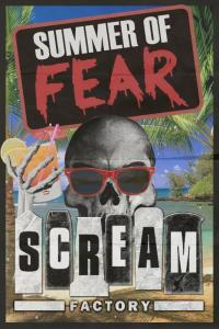 Scream Factory Summer of Fear